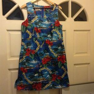 Hilo Hattie The Original Hawaiian Summmer Dress